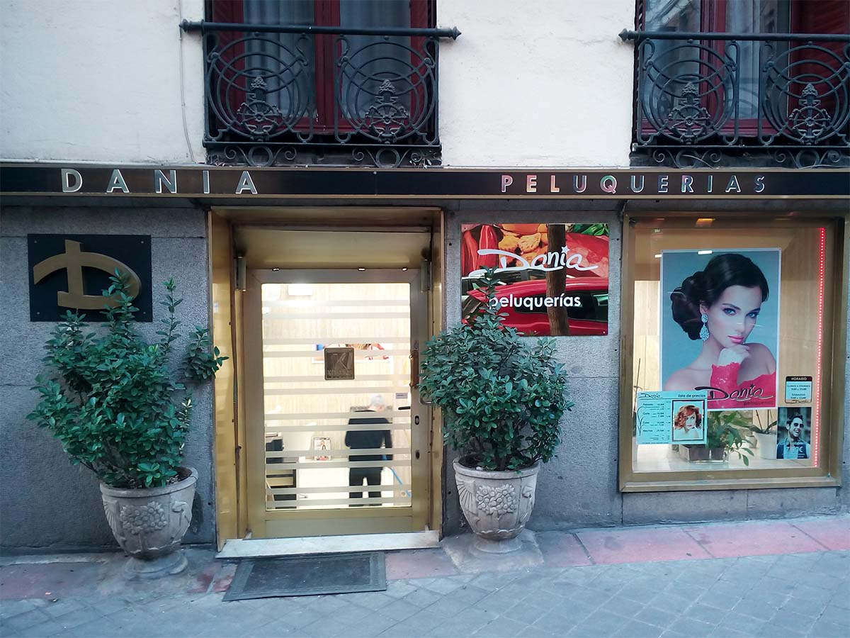 Peluquerías en Madrid 4